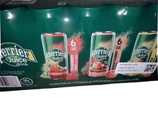 Perrier Flavored Sparkling Juice Beverage (18 Pack/ 11.15 Floz) Net Wt 200.7 ...