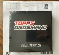 2020 Topps On-Demand #16 Bundesliga Stars of the Season Factory Sealed Box /539