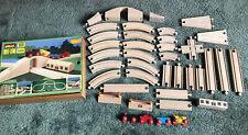 Brio Train Set In Wooden Original Box
