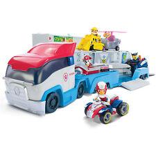 Paw Patrol - Spiel Set Truck Paw Patroller - Einsatzfahrzeug mit Licht & Sound