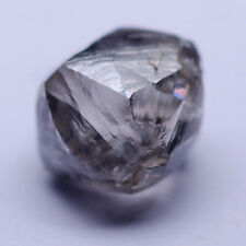 0.82 Carat SALT AND PEPPER MACKLE DIAMOND NATURAL ROUGH UNTREATED