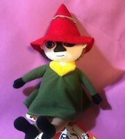 Moomin The Joxter Plush Doll Stuffed Toy Official Sekiguchi Japanese