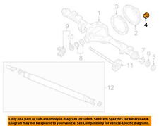 GM OEM Axle Housing-Rear-Cover Plug 92230583