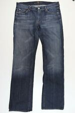 7 FOR ALL MANKIND men's jeans size 31,straight preowned*MADE IN USA*