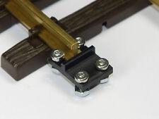 Schraubbare  Isolier Schienenverbinder Spur G   10 Stück zum TOP Preis