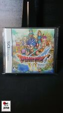 DRAGON QUEST VI (6) - NINTENDO DS JAPAN - ETAT ULTRA MINT +++++