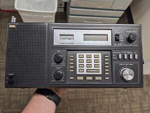 Realistic DX-400 Direct Entry AM/FM/SSB/CW Communications Receiver