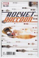 Marvel Comics Rocket Raccoon Variant Cover #3 Incentive 1:25 Pascal Campion