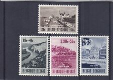 timbres  belge  no 918 -a 923 neufs  °°