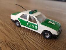 Polizei Mercedes Benz 300 TE, grün weiss, SIKU