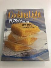 Cooking Light Annual Recipes - 2000 (1999, Hardcover)