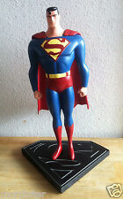 SUPERMAN STATUE 1457/2500 WARNER BROTHERS EXCLUSIVE BATMAN HARLEY QUINN DC BOWEN