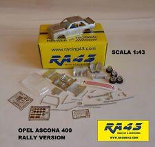 1/43 Opel Ascona 400 Rally Version KIT