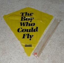 RARE 1986 THE BOY WHO COULD FLY Video Release MOVIE PROMO Store Display KITE
