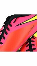 Nike Hyper Venom Phade FG total crimson volt 599809-690 Mens ShoeUS size 7, UK 6