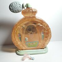 Vintage G1 My Little Pony Poof 'n Puff Perfume Palace Incomplete Discolored