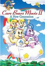 CARE BEARS MOVIE II 2 A NEW GENERATION New Sealed DVD