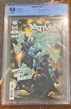 BATMAN #102 1st First GHOST MAKER ! CBCS 9.8 🔥(= CGC 9.8 ) POP 4 ! DC Comics 📈