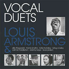 Louis Armstrong - Vocal Duets LP (brand new) Ella, Frank Sinatra, billie,