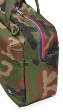 "Herschel Supply Company Sandford 15 "" Laptop Green Camo Satchel Messenger Bag"