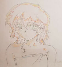 Dessin Original Hikaru Cel Magic Knight Rayearth Cellulo Manga Douga CLAMP Anime