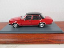 NEO. Opel Commodore. 1973. Red with Black Roof.1/43. NEO43686