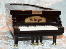 Kings Grand Piano Music, Trinket and Jewelry Box Vintage