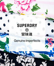 Superdry Womens Factory Second Graphic Vest Tops - Lucky Dip