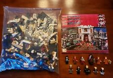 LEGO ~ 10217 HARRY POTTER DIAGON ALLEY 99% with INSTRUCTIONS EUC Rare and HTF