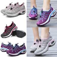 Damen Turnschuhe Laufschuhe Outdoor Sneaker Sportschuhe Wanderschuhe Freizeit