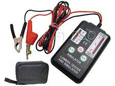 Auto Electricistas Probador Y Simulador Zirconia Titania ECU pruebas Lambda 4599