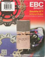 EBC - FA47HH - Double-H Sintered Brake Pads - Made In USA