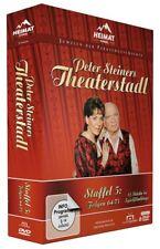 PETER steiners theaterstadl TEMPORADA 5 capítulos 64-75 SERIE DE TV 8 CAJA DVD