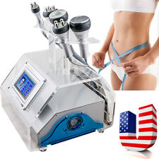 5in1 Radio Frequency Ultrasound Vacuum Cavitation Slimming Fat Burning Machine