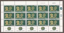 Israel 1970 Wizo Anniversary Full Sheet Scott 431 Bale 473