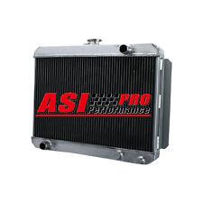 3 ROW 56MM ALUMINUM RADIATOR FOR 75-86 HOLDEN GEMINI TX TC TD TE TF TG RB