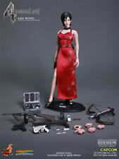 Sideshow Resident Evil 4 Ada Wong Sixth Scale Figure Hot Toys Item # 901400