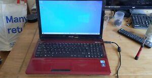 Asus A52F - i3-370m - 4GB Ram - 320GB Hard Disk - Intel HD Graphics - W10 - 314