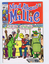 Mad About Millie #12  Marvel Pub 1970