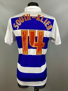 READING FC 2016/2017 HOME FOOTBALL SOCCER JERSEY PUMA ADULT SIZE L
