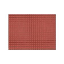 HO Feuille Plastique 200X100mm (2) Place marron Pavage - Auhagen auh52222 - F1