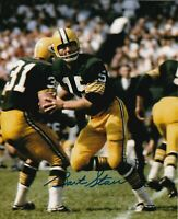 Bart Starr Autographed Signed 8x10 Photo HOF Packers REPRINT