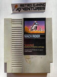 Nintendo Samurai NES - Mach Rider - India Exclusive