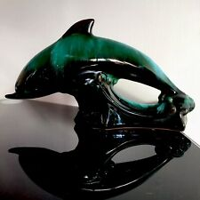 More details for canadian blue mountain lustre dolphin  large size - vintage retro