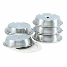 """Vollrath 62303 Plate Cover for 9-7/16""""- 9-1/2"""" Satin-Finish Stainless Dozen New!"""