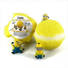 Minions Banana Scented Surprise Toy Bath Bomb 220g