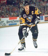 MARIO LEMIEUX PITTSBURGH PENGUINS NHL HOCKEY 8X10 PHOTO