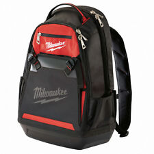 Milwaukee 48-22-8200 Jobsite Backpack Tool Organizer for Tools LaptopsTravel