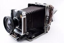 """Near Mint""Wista 45D Large Format Field Camera 90mm F5.6 From Tokyo Japan!!"