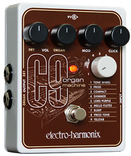 EHX Electro Harmonix C9 Organ Pedal, New in Box